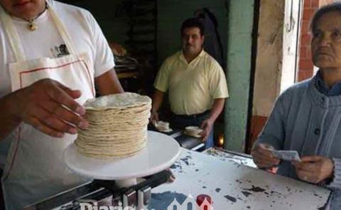 Precio de la tortilla sigue sin aumentar
