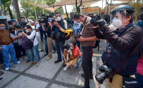 42 periodistas han muerto por Covid