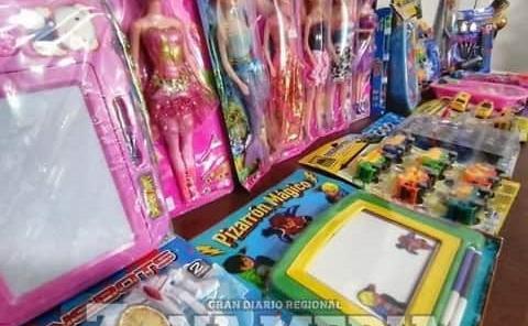 Entregarán juguetes a hijos de migrantes