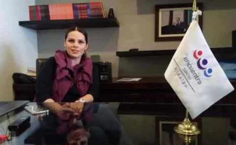 Sharon Montiel explicó que el fin de la alianza de debió a que querían imponer candidaturas.