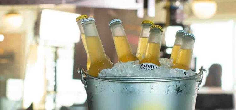 Venta de cerveza sólo para llevar
