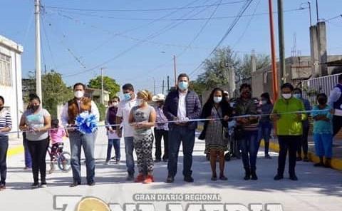 Ramón Torres terminó año entregando obras