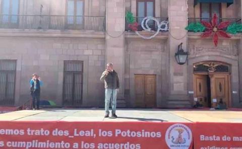 Urge que el pueblo gobierne: E. García