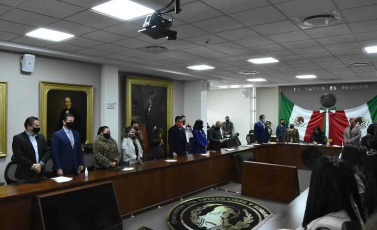 Concluye el 1er periodo ordinario del 3er año de ejercicio de la LXIV Legislatura