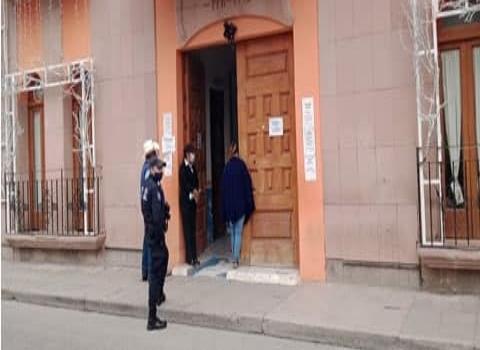 Hoy suspenden labor en Alcaldía