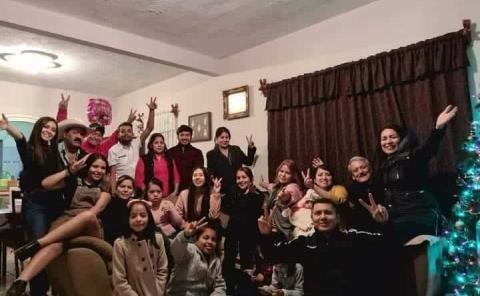 Familia Torres de reunión