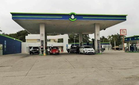 Aumentó precio de gasolina en Valles