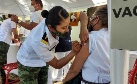 Vacuna anticovid a mediados de enero