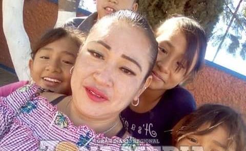 Mari celebró su fecha con sus hijos