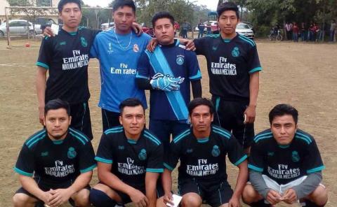 Llegan los cuartos de Final al Torneo de Futbol Rápido