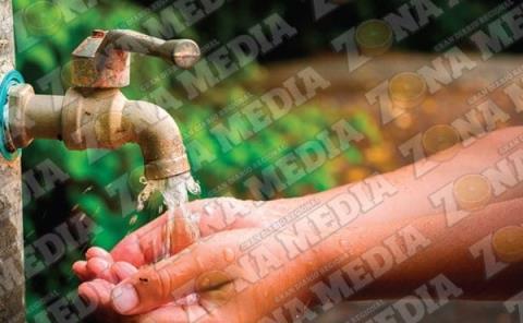 ZM queda sin agua potable
