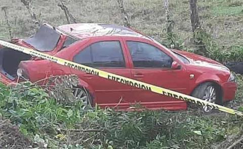 Familia murió en trágico accidente