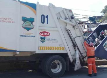 Recolección de basura resuelto