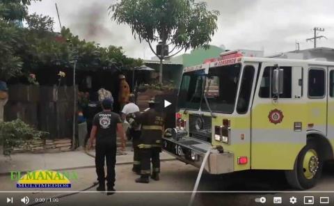 Veladoras causantes de incendios de viviendas