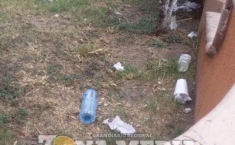 Piden sanciones para quienes tiren basura