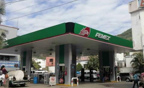 Gasolina más cara en el sur