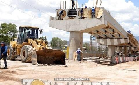 Supervisó el Alcalde edificación de puentes