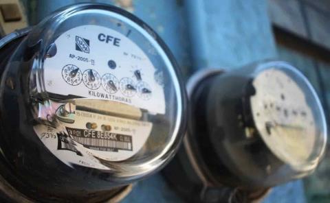 Amparos contra CFE