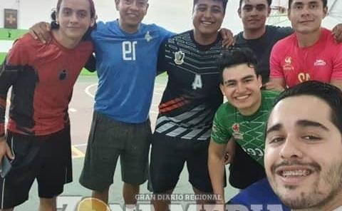 Voleibolistas brillan En toda la región