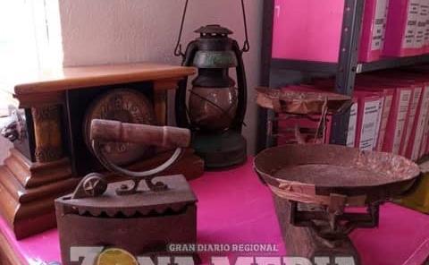 Instalarán museo de antigüedades
