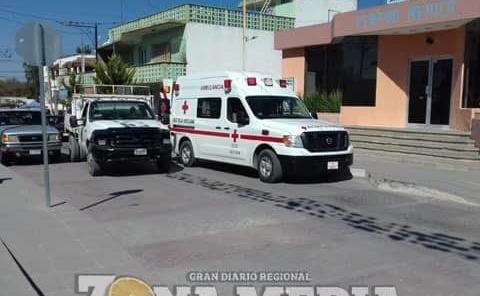 Continúa caos vial frente a una clínica