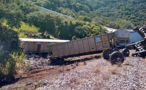 Firma ferroviaria debe pagar daños