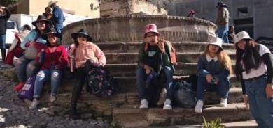 Disfrutó de paseo familia Rioverdense
