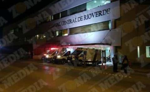 Trasladaron pacientes Covid a otros hospitales