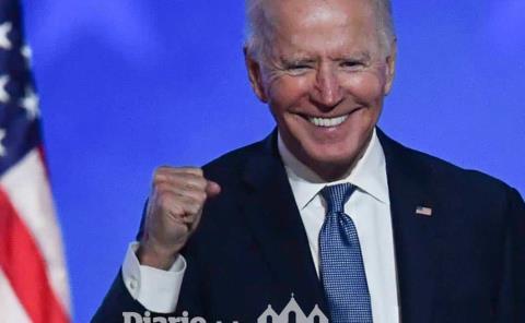 Congreso certificó la victoria de Joe Biden