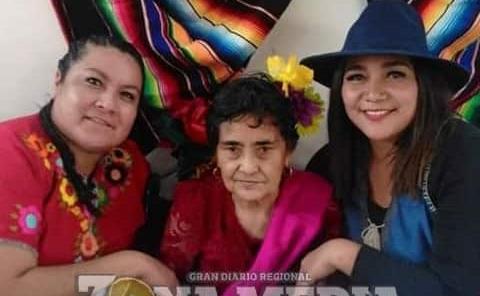 70 años cumplió la señora Reyna Ríos