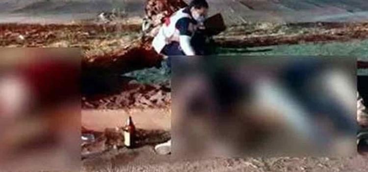 Masacre en velorio; asesinan a nueve