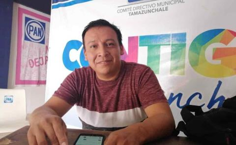 Morena es el enemigo a vencer: Salvador Reyes, líder local del PAN