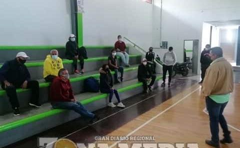 Regresa deporte en Ciudad Fernández