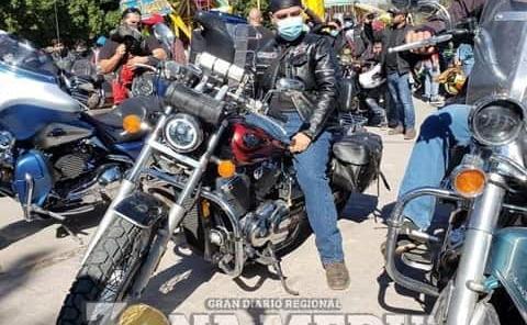 Un éxito rotundo la Rodada motociclista