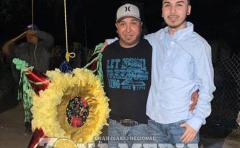 Festejaron cumpleaños a Ramón