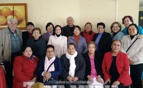 Recordaron con honores al Párroco Juan Carlos