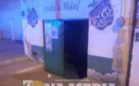 CAYÓ BANDA DE LADRONES