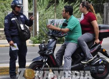 Continuará operativo contra motociclistas