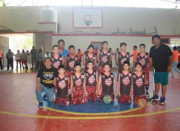 La escuela Primaria Justo Sierra de Tamán monarca