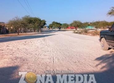 Caminos a comunidades en pésimas condiciones