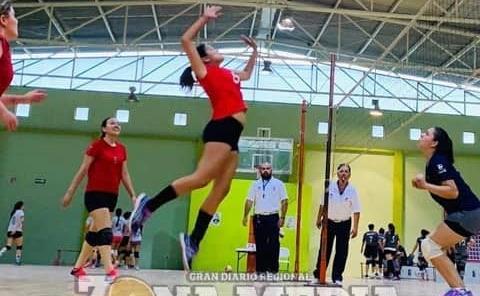 Regresó el volibol a Ciudad Fernández