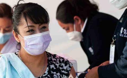 Arranca vacunación masiva el martes