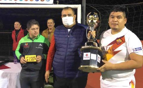 Torpedos campeón en Huichihuayán