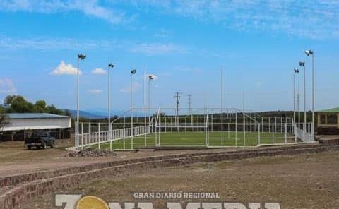 Rehabilitan Parque El Meteorito
