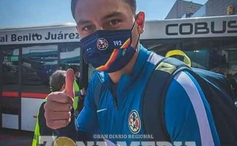Ramón Juárez Comienza con El pie derecho