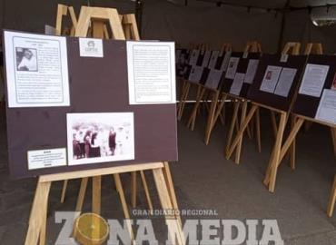Exhibieron fotos de ex presidentes