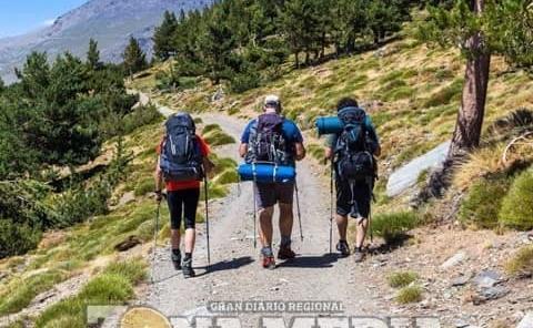 El senderismo es opción turística