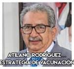 Atilano Rodríguez…Estrategia de vacunación