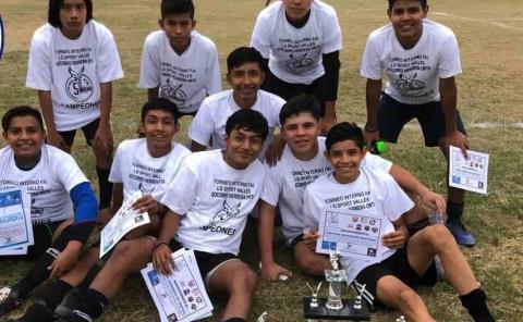 Guerreros Tamtoc nuevo campeón en el Club FAI