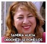 Sandrá Alicia Ordoñez...Se pone los guantes